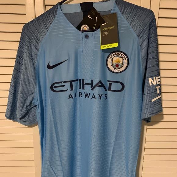 a776b6c12ea Soccer Jersey - Manchester City Vapor Match